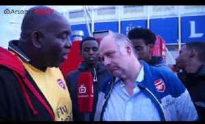 Leicester vs Arsenal 0-0 | I've Never Heard So Many Fans Sing Wenger Out says Claude [Video]