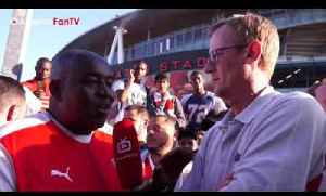 Arsenal 3 Liverpool 4   I Don't Blame Wenger I Blame The Board! [Video]