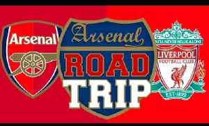 Arsenal V Liverpool - Road Trip To The Emirates Stadium [Video]