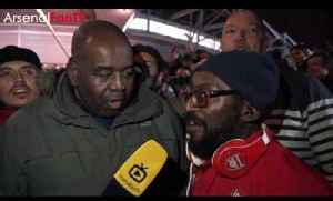 Arsenal 5 Southampton 0 | TY Lays Into Southampton Fans! [Video]