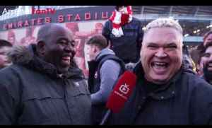 Arsenal 2 Burnley 1 | We Showed Kahunas!!! (Heavy D) [Video]