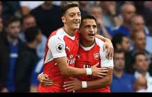 Can Arsenal Keep The Crown Jewels (Alexis & Ozil) | All Gunz Blazing Podcast [Video]