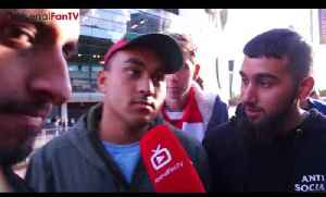 Arsenal 3-0 Bournemouth | Were Some Fans Wrong To Boo Alexis? (Fans Have Their Say) [Video]