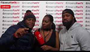 ArsenalFanTV Is REAL!!! | (Cheeky Sport) | AFTV 5th Anniversary Party [Video]