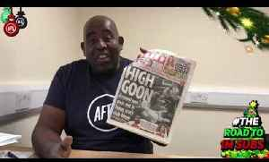 Arsenal Players In Hippy Crack Scandal! (Robbie Reacts) [Video]
