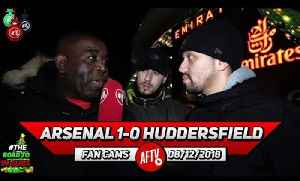 Arsenal 1-0 Huddersfield | Mkhitaryan Should Have Played in The Number 10 Role! [Video]
