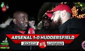 Arsenal 1-0 Huddersfield | Why Didn't The UK Press Talk About Racism In Football?! (Turkish Rant) [Video]