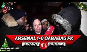 News video: Arsenal 1-0 Qarabag FK | With Mesut Ozil You Play With 10 Men! (Claude & Kenny Ken)