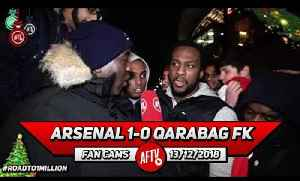 Arsenal 1-0 Qarabag FK | Would You Rather Win FA Cup Or Qualify For Champions League? (Ty & Afzal) [Video]