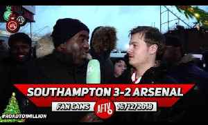 Southampton 3-2 Arsenal | Leno Had His Worst Game So Far This Season! [Video]