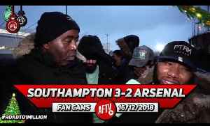 Southampton 3-2 Arsenal | Aubameyang Was Poor Today! (Da Mobb) [Video]