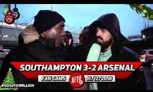 Southampton 3-2 Arsenal | Don't Compare Ozil To The Likes Of Salah & Hazard! (Turkish) [Video]