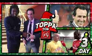 What Did We Think Of Unai Emery? | 12 Days Of Toppa Top! Day 3  | Ft Lumos [Video]