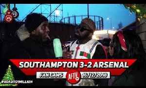Southampton 3-2 Arsenal | We Must Go Full Strength Against Tottenham!! (Kelechi) [Video]