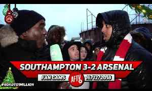 Southampton 3-2 Arsenal | Koscielny's Time Is Done! (Livz Ledge) [Video]
