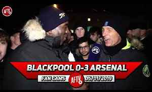 Blackpool 0-3 Arsenal | It Was A Surreal Atmosphere Without The Blackpool Fans (Lee Judges) [Video]