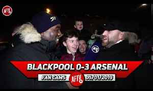 Blackpool 0-3 Arsenal | I'd Rather Keep Ramsey Than Qualify For The Champions League! [Video]