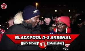Blackpool 0-3 Arsenal | I'd Rather Finish Top 4 Than Win The FA Cup! (Ty) [Video]
