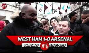 West Ham 1-0 Arsenal | I've Got No Sight But I Have More Vision Than Kroenke!! (Daniel) [Video]