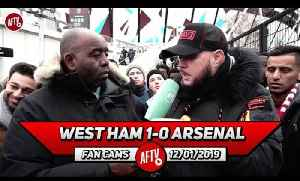 West Ham 1-0 Arsenal | Kroenke Spends More Money On A Wig Than The Club! It's Time To Boycott!(DT) [Video]