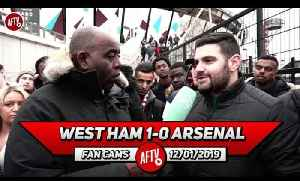 West Ham 1-0 Arsenal | Unai Emery Has Made A Lot Of Questionable Decisions! [Video]