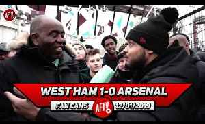 West Ham 1-0 Arsenal | Where Was Aubameyang Today?! (Troopz) [Video]
