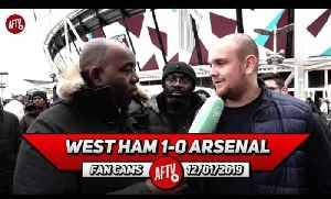 West Ham 1-0 Arsenal | Until Ramsey & Torriera Came On There Was Nothing In The Team (Johnny) [Video]