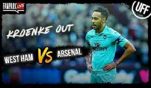 Kroenke OUT! - West Ham 1-0 Arsenal - Goal Review | FanPark Live [Video]