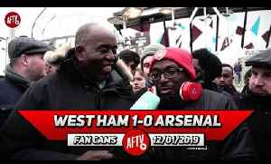 West Ham 1-0 Arsenal | Of Course We Can Still Finish In The Top Four! (Ty) [Video]