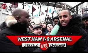 West Ham 1-0 Arsenal | Protest & Stop Putting Money In Kroenke's Pocket! (Livz Ledge) [Video]