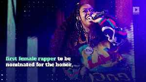 Missy Elliott Becomes First Female Rapper Inducted Into Songwriters Hall of Fame [Video]