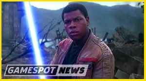 Star Wars Episode 9: John Boyega Teases Something