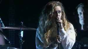 Miley Cyrus Passionately Sings 'Say Hello 2 Heaven' for Chris Cornell Tribute [Video]