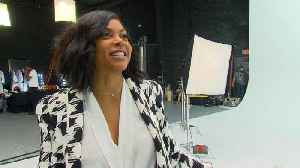 Taraji P. Henson Says You Won't See Cookie in 'What Men Want' [Video]