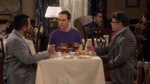 The Big Bang Theory - Cutting Amy Out [Video]