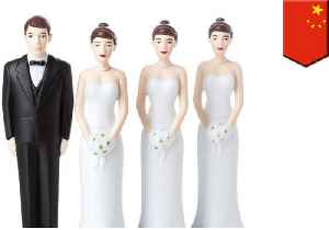 Chinese man to face jail time after marrying, having kids with 3 wives [Video]