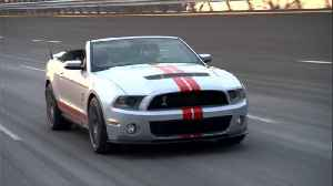 Ford Mustang GT500 Historic Video [Video]
