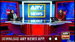 Bulletins ARYNews 1200 18th January 2019 [Video]