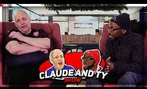 Who's The Bigger Club Arsenal or Chelsea?  | Claude & TY Show [Video]