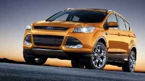 Ford Preparing To Unveil Two New Crossovers In Europe [Video]