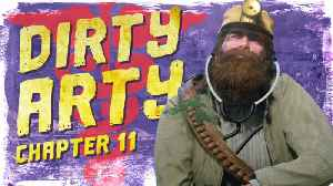 Dirty Doctor Morgan - Dirty Arty: Chapter 11 [Video]