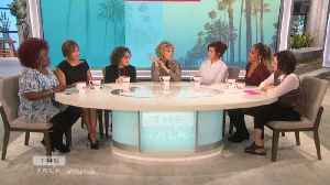 The Talk - Outrageous Q&A: Jane & Lily Spill on Vaping, Vibrators & Tree Stealing. [Video]