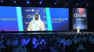 How is Abu Dhabi Sustainability Week encouraging young green entrepreneurs? [Video]