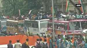 Mamata Banerjee's mega Kolkata rally to show opposition unity [Video]