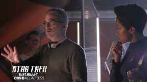 Moments Of Discovery: Alex Kurtzman Directing [Video]