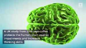Study Says Coffee Keeps Your Mental Health From Declining [Video]