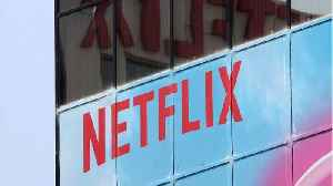 Netflix Shares Slip After Lower-Than-Expected Revenue Forecast [Video]