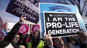 Trump Offers Support To Pro-Life Marchers In Washington For 46th March For Life [Video]