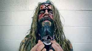 Rob Zombie Says Still A Few Months To Go On Work For 'Three From Hell' [Video]