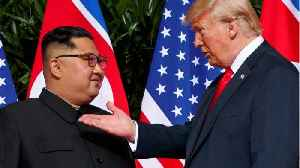 Trump To Hold 2nd Summit With North Korea's Kim In Late February [Video]
